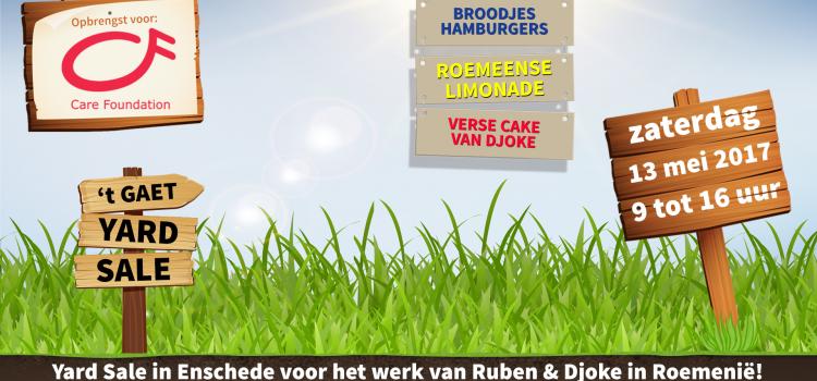 Yard sale Enschede!