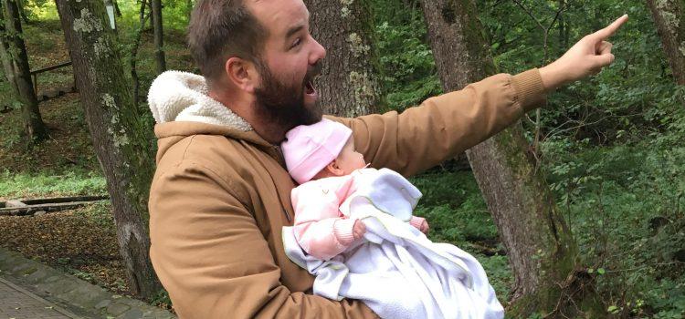Papa worden in Roemenië! Hoe vet is dat?!